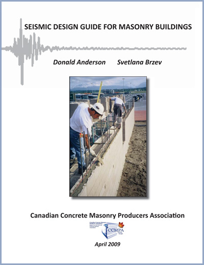 Seismic Design Guide for Masonry Buildings