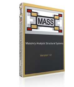 Masonry Analysis Structural Systems Software