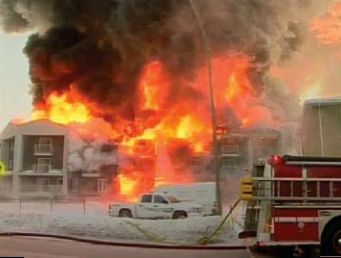 At least one dead as fire torches Quebec seniors' residence