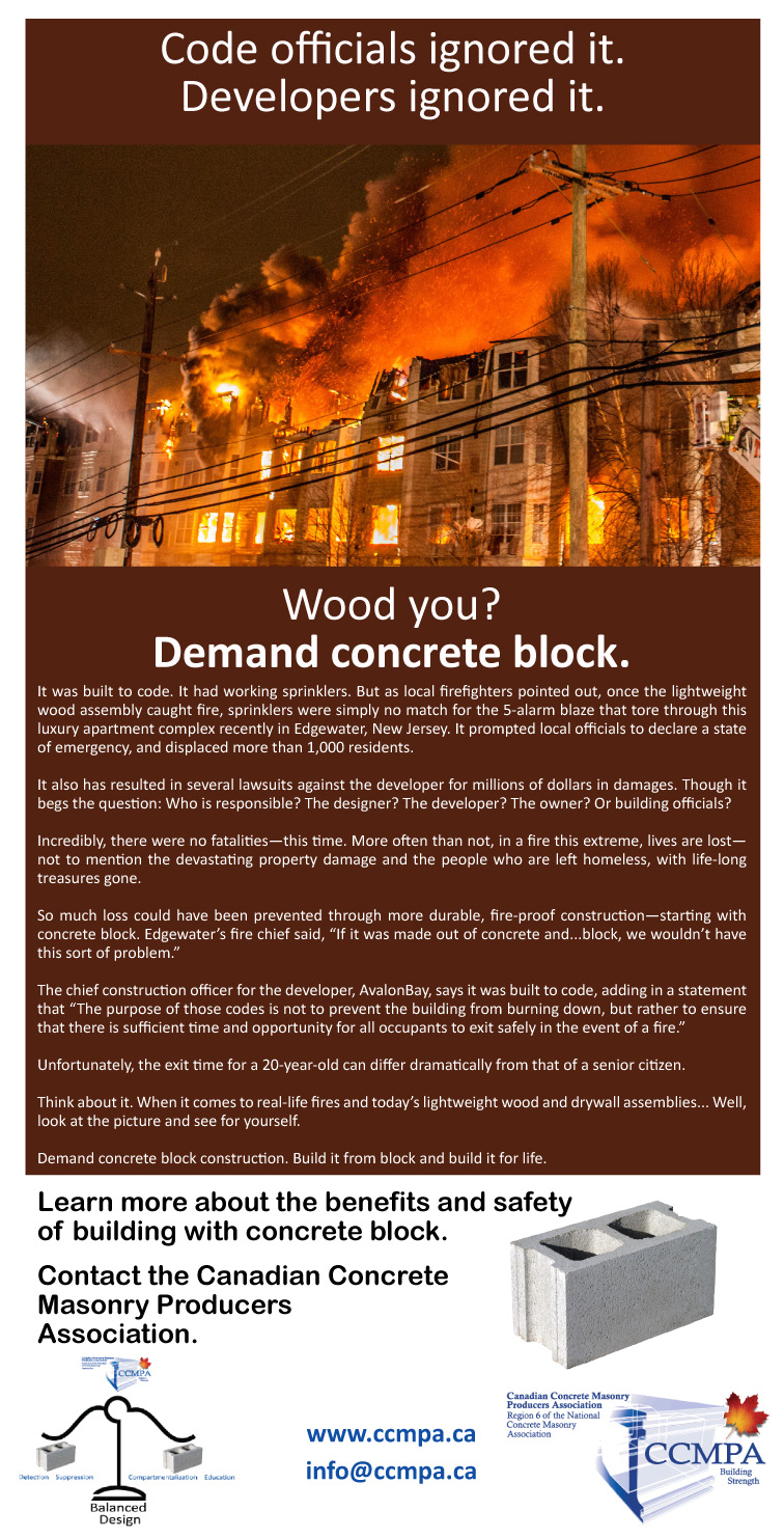 Demand Concrete Block