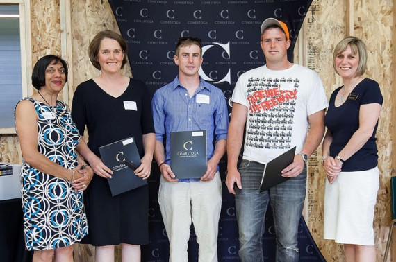 Trades & Apprenticeship students honoured at awards ceremony