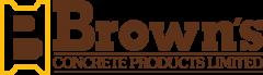 Brown's Concrete Products Ltd.